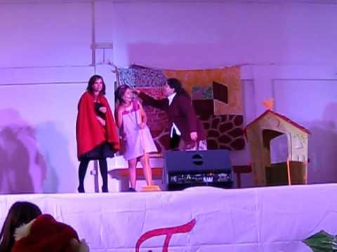 O Baile da Cinderela - Festa de Natal em São Bartolomeu dos Galegos 2011