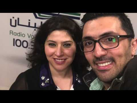 "Joseph Yaacoub - Interview on Voice of Lebanon 100.5 FM​ during ""Aal Mawji Sawa"""