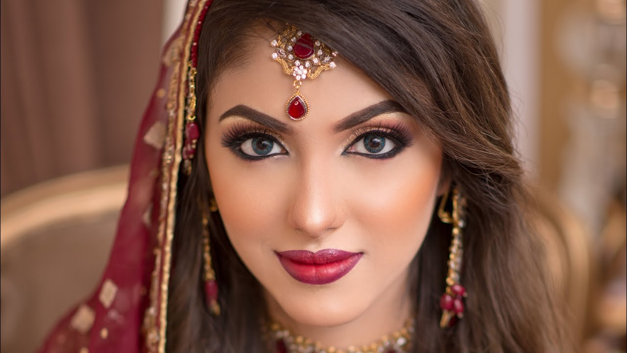 Latest Bridal makeup Tutorial | beautiful eyes makeup tutorial
