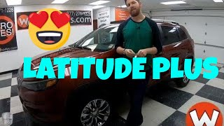 2019 Jeep Cherokee Latitude Plus Review | Video Walkaround | Used Cars and Trucks at WowWoodys