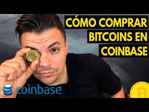 Como comprar Bitcoins en Coinbase en 3 PASOS