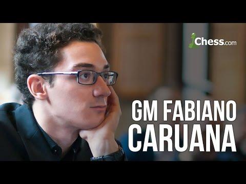 Fabiano Caruana vs J.L. Hammer: King Of The Hill Chess