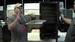Backwoods Party Smoker | How A Backwoods Party Smoker Works