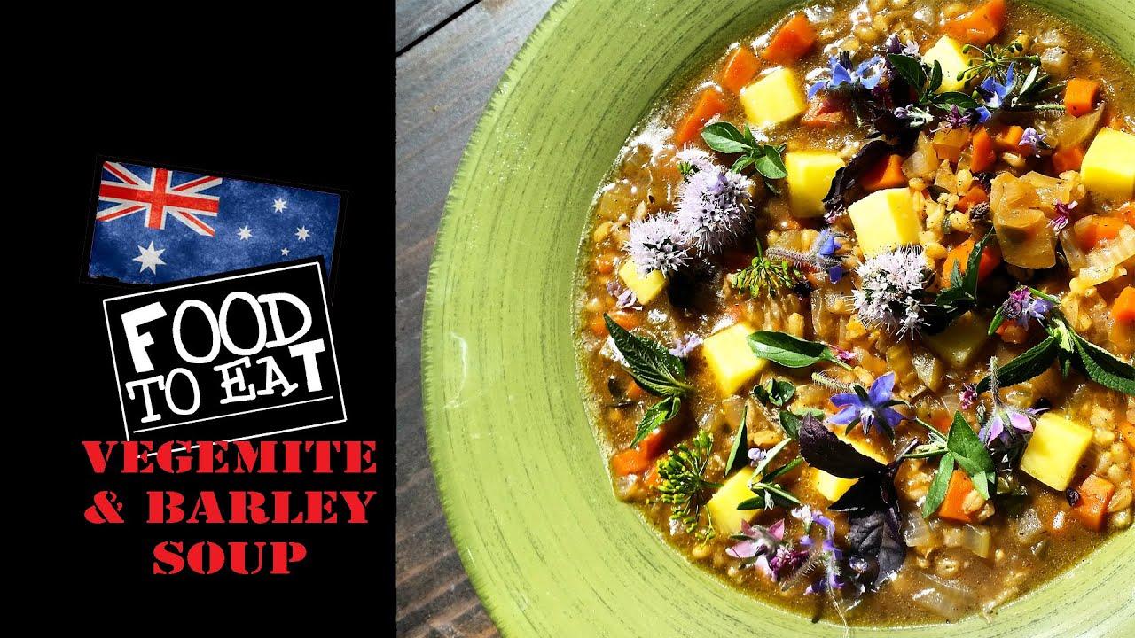 Vegemite Recipes Soup Dandk Organizer