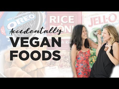 """""""Accidentally"""" Vegan Foods You'd Never Guess Are Vegan"""