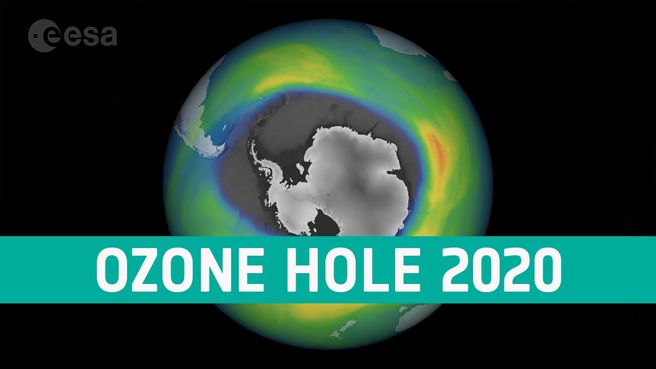 Antarktika Üzerindeki Ozon Deliği Son Yılların En Büyük ve En Derini