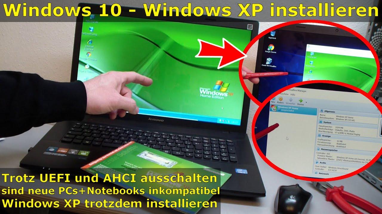 Uefi Einstellungen Windows 10