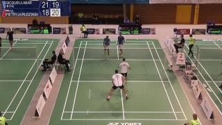 Gicquel / Labar vs Pietryja / Rudzinski (MD, R16) - LI-NING Czech Open 2018