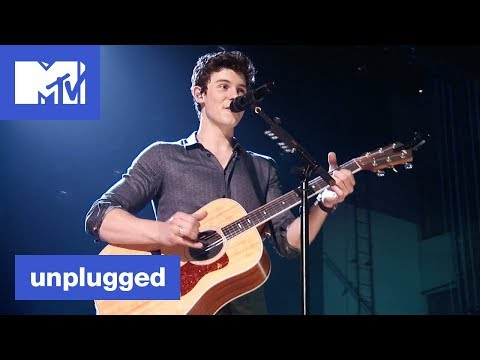 Shawn Mendes Performs 'Patience' | MTV Unplugged