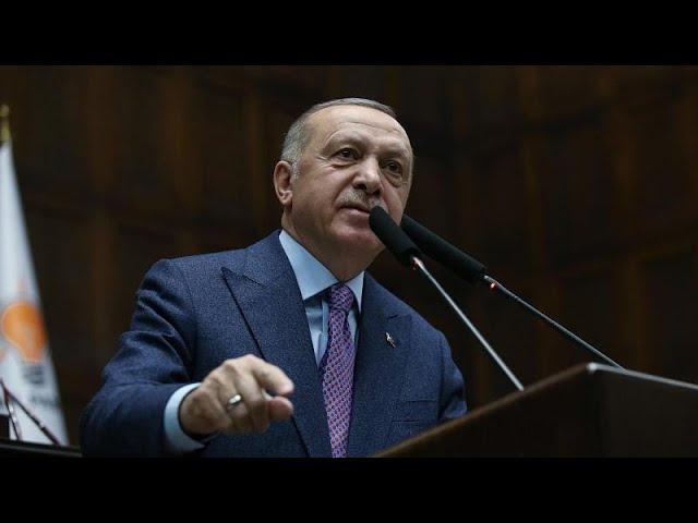 <span class='as_h2'><a href='https://webtv.eklogika.gr/' target='_blank' title='Ερντογάν: «Η Ελλάδα άρχισε να αποδέχεται το καθεστώς που η Τουρκία κήρυξε στη Μεσόγειο» …'>Ερντογάν: «Η Ελλάδα άρχισε να αποδέχεται το καθεστώς που η Τουρκία κήρυξε στη Μεσόγειο» …</a></span>