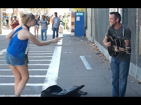 Worlds Greatest Buskers: Guitar Player in San Diego, CA