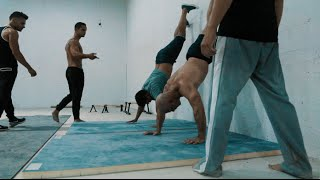 TEASER: TOP 5 Exercises for Mastering Handstand