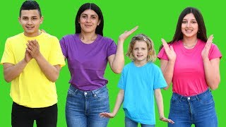 Nursery Rhymes Kids songs |Clap Your Hands  | 2019 by Chu Chu Ua