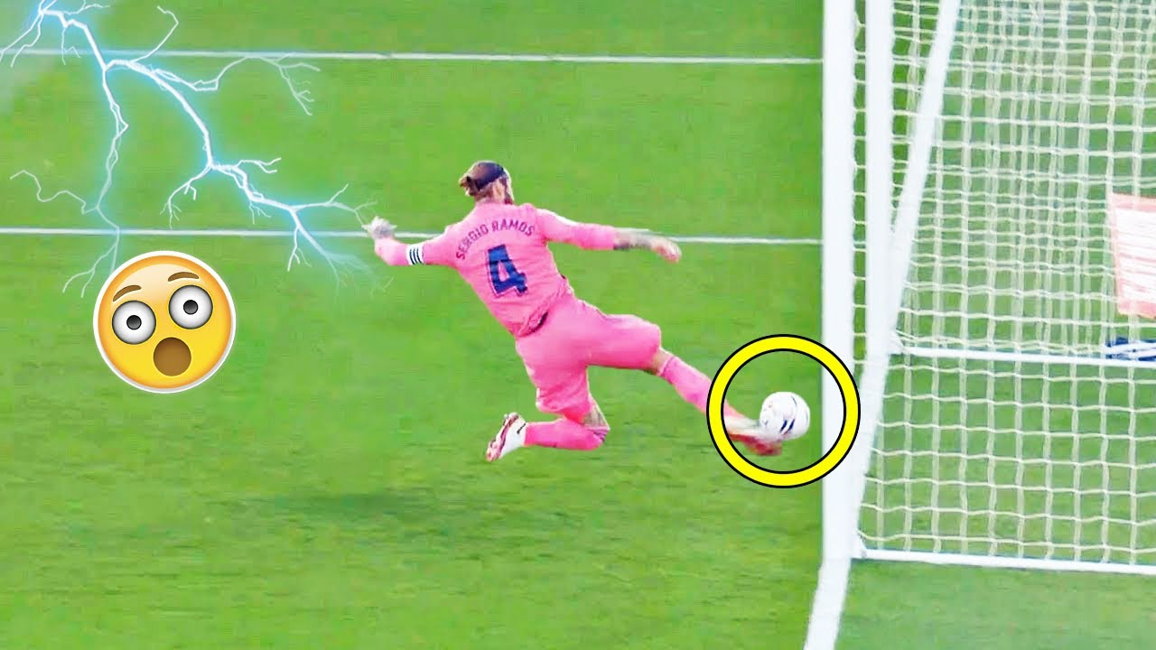 Download INSANE Goal Line Clearances by Famous Players - Defensive Saves