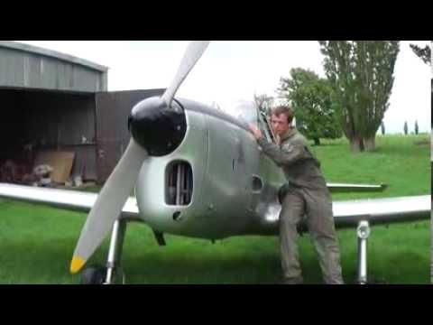 1952 Chipmunk  de Havilland Chipmunk