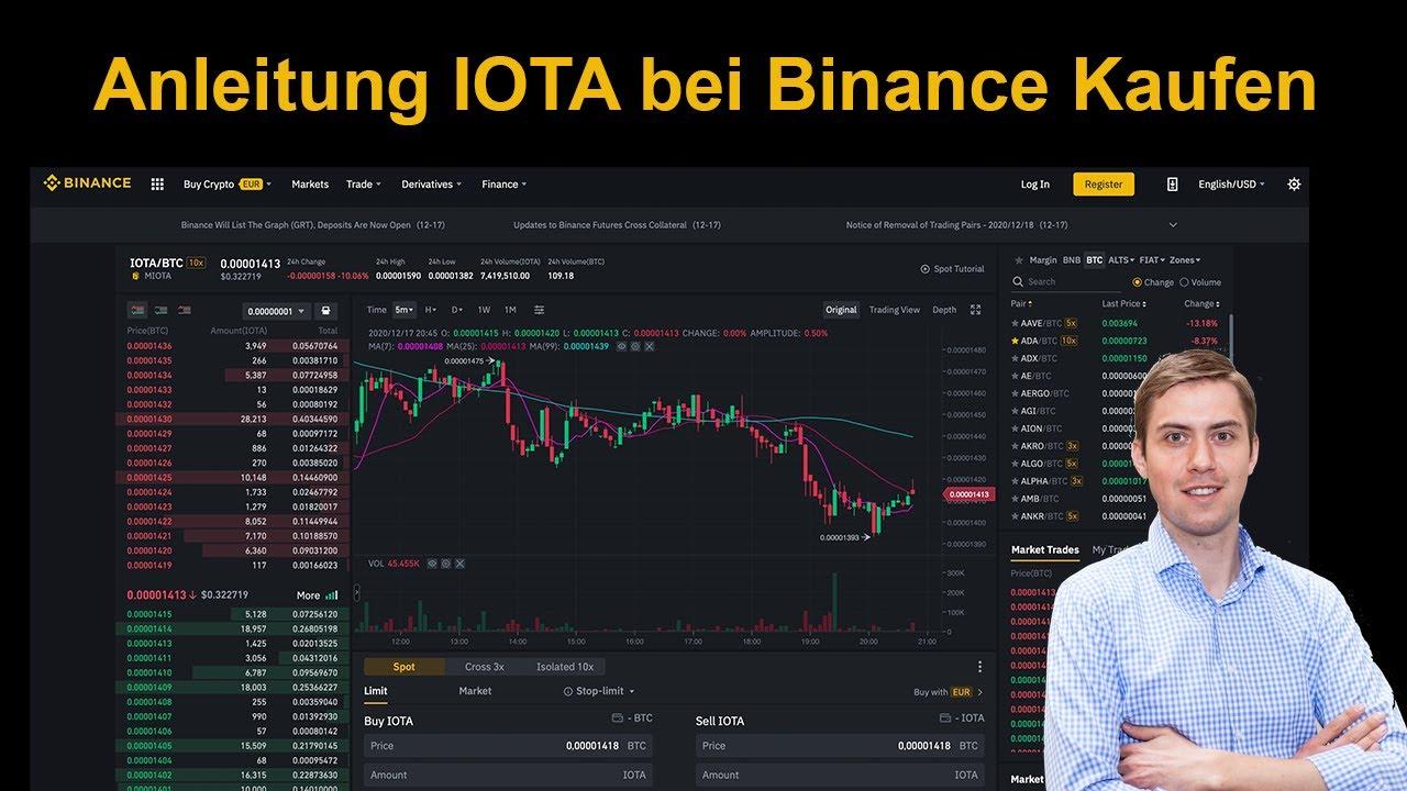iota und bitcoin kaufen ganz schnell geld verdienen