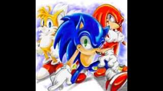 Sonic Drive (Instrumental) - Cheru Watanabe and Ken Tokoi ~ Sonic X (Japan) Music