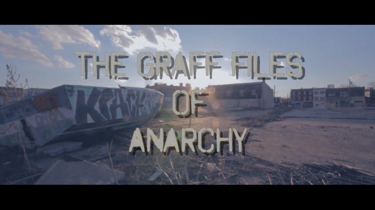 The Graff Files - Magazine cover