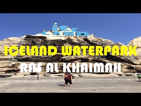 ICELAND WATER PARK RAS ALKAHIMAH    UAE ATTRACTION
