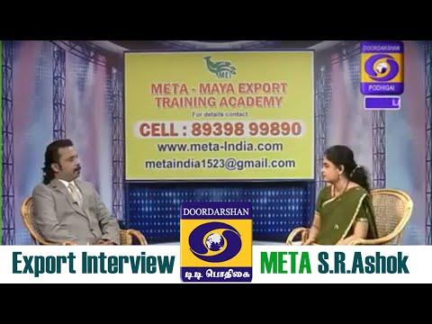 Maya Export Training Academy-Export Business opportunities