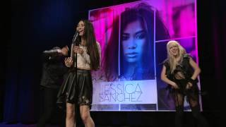 Watch Jessica Sanchez Gentlemen video