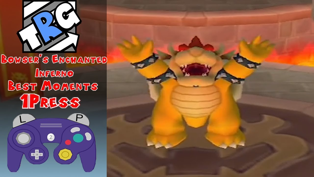 TheRunawayGuys - Mario Party 7 - Bowser's Enchanted Inferno Best Moments