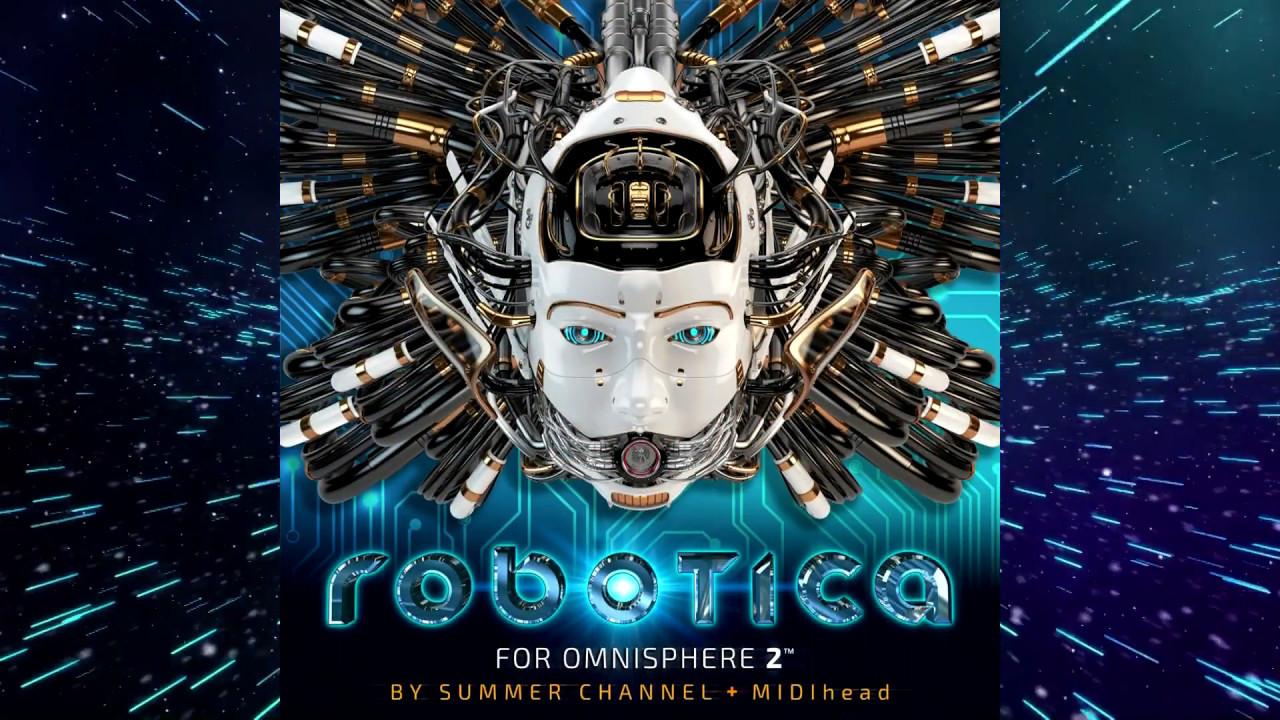 Robotica for Omnisphere 2 1