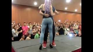 Видео: Feeling Kizomba Festival 2013, Albir & Sara- Kizomba 3