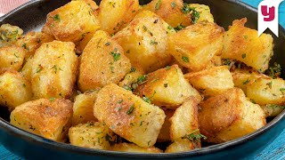 Boiled & Baked Potatoes Recipe: The Only Way You'll Cook Potatoes From Now On!