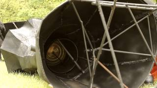 Machiny dźwiękowe wylądowały w parku Staromiejskim