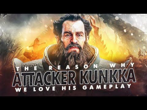 Download The reason why we LOVE !Attacker Kunkka Gameplay