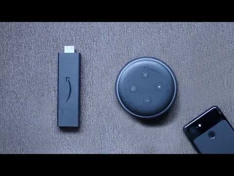 How to Control your Fire TV Stick with Amazon Echo Dot