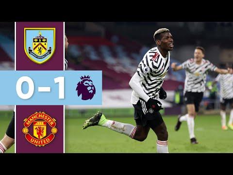 POGBA GOAL CLAIMS IT | HIGHLIGHTS | Burnley v Man United