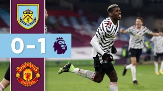POGBA GOAL CLAIMS IT | HIGHLIGHTS | Burnley v Man United