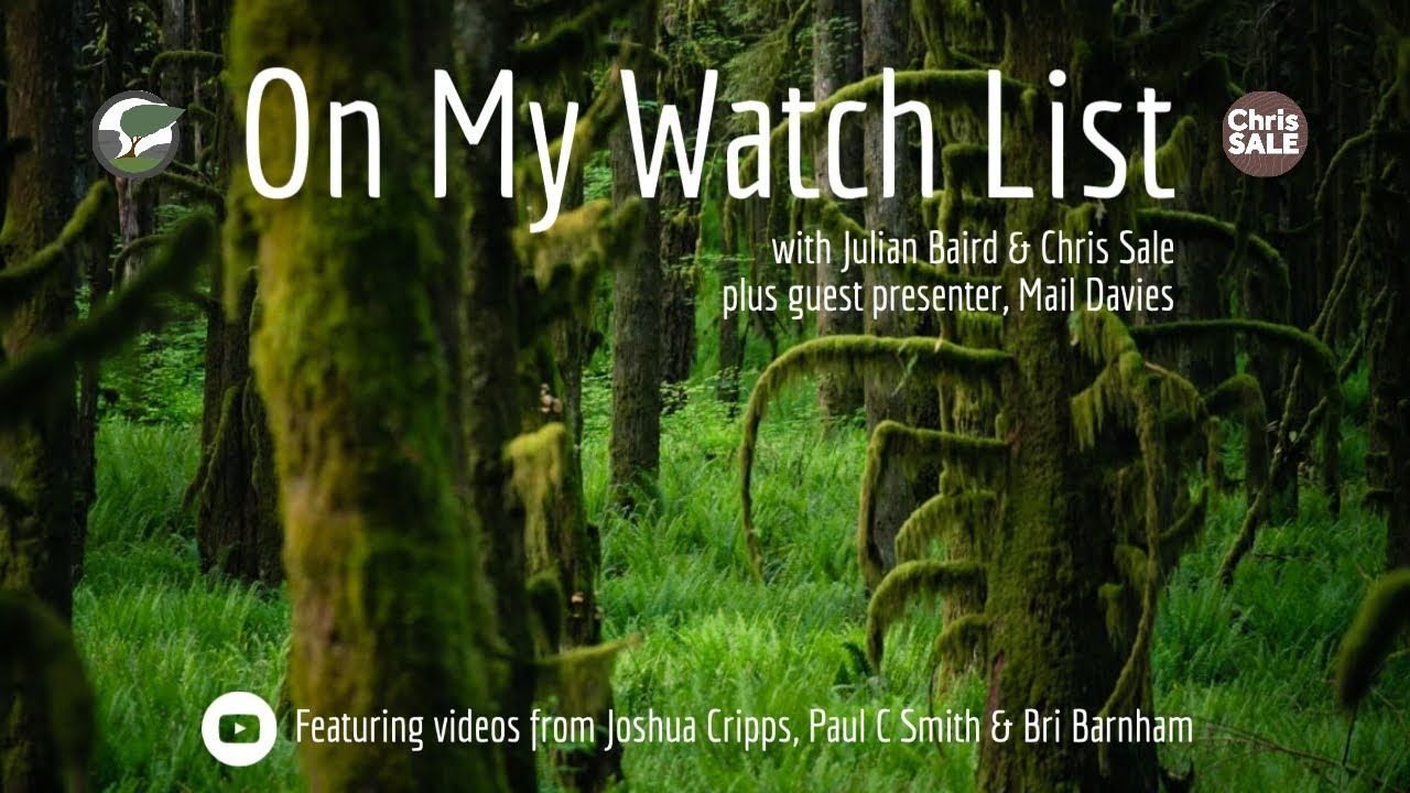 On My Watch List Series 1 Episode 4 with guest presenter Mali Davies