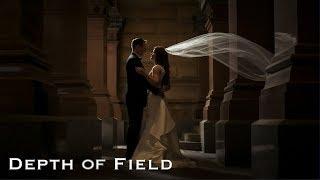 Depth of Field 2018 | Susan Stripling - Off-Camera Light Wedding Photography