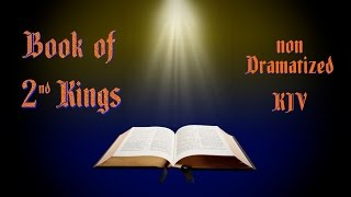 Download Video 2nd Kings KJV Audio Bible with Text MP3 3GP MP4
