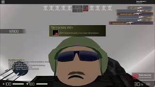 Counter Strike Global Offensive on Roblox Insane Gameplay! (Counter Blox Roblox Offensive)