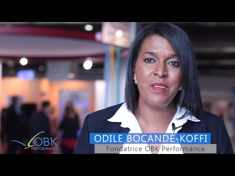 Interview Odile Bocandé Koffi fondatrice OBK Performance