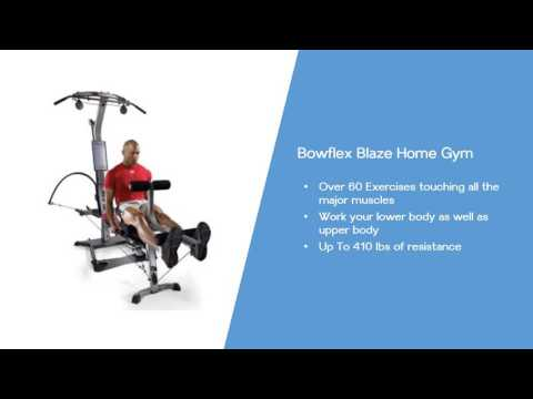 Bowflex Home Gym Models Reviews