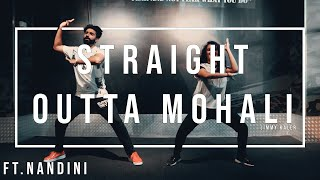 "| ""STRAIGHT OUTTA MOHALI"" 