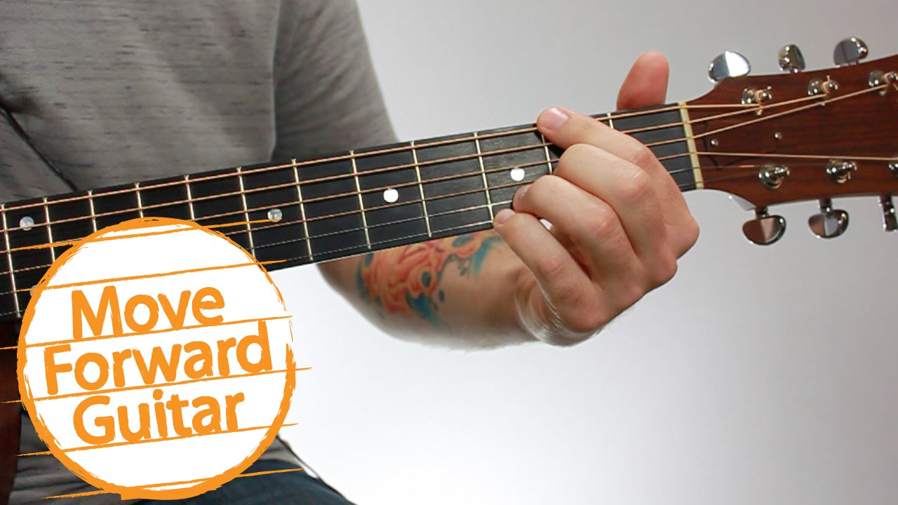 Guitar Chords for Beginners – Dadd11/F# - YouTube