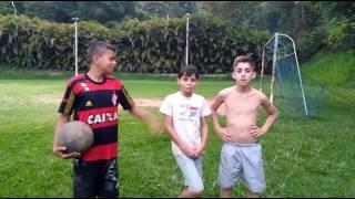 DESAFIO DO GOL DE BICICLETA (DEIXE SEU LIKE, COMPARTILHE E COMENTE ) thumbnail