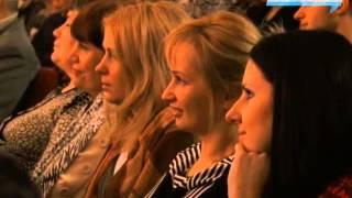 """Премьера спектакля """"Роман с контрабасом"""" эфир от 12-02-2014"""