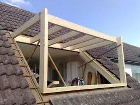 Hoe maak ik een dakkapel