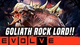 Baixar GOLIATH ROCK LORD!! Evolve Gameplay Stage Two (NEW EVOLVE 2020 Monster Gameplay)