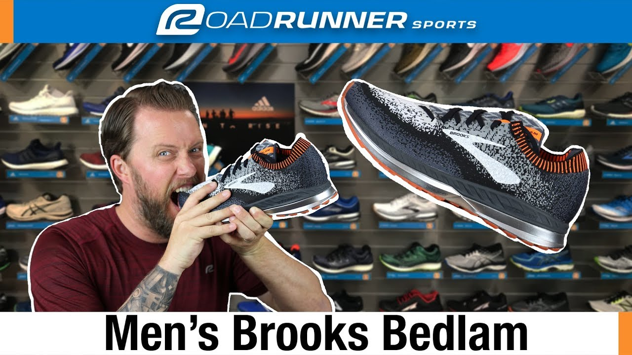 Men's Brooks Bedlam | Shoe Review - YouTube