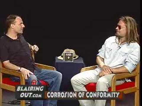 COC & DOWN's Pepper J. Keenan talks to Eric Blair 2005