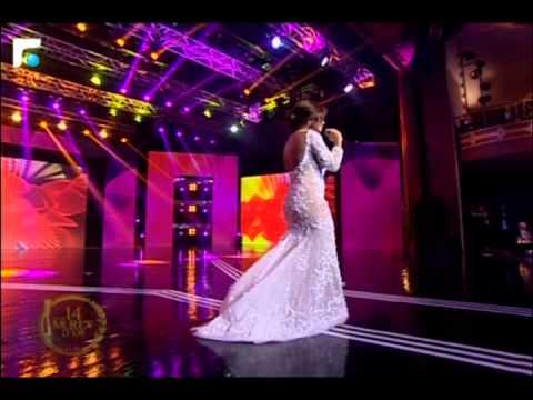 الفنانة شيرين عبد الوهاب تغني 'قلة النوم' على مسرح الـ Murex D'or