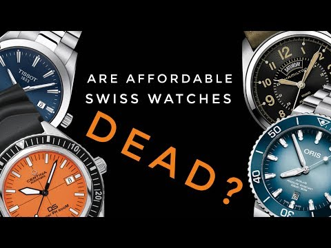 Watch Chronicler Unscripted #11: Are Affordable Swiss Watches Dead?